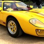 Voiture GT40