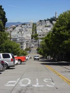 Route à San Francisco-Visite médicale du permis de conduire