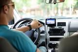Conduite avec GPS